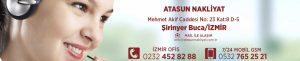İzmir evden eve nakliyat şirketleri